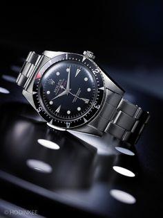 Rolex Milgauss Reference 6541 (http://www.hodinkee.com/blog/inside-rolex)