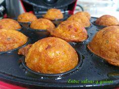 Entre salsas y guisos: Cake pops salados