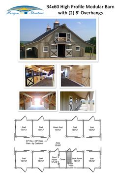 Rustic Horse Barns – Home Rustic Horse Barn Plans, Horse Barns, Horses, Horse Barn Designs, Barn Layout, Cattle Barn, Goat Barn, Barn Apartment, Baby Barn