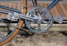 Detail town bicycle 3