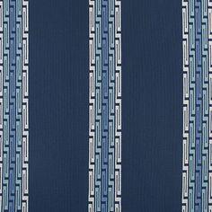CR Laine Fabric: Tybee Indigo