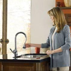 Moen Touchless kitchen faucet | Shop at Waterware Showrooms