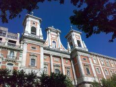 Iglesia de Los Jesuitas- Calle Serrano