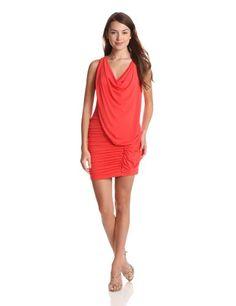 Fashion BCBGMAXAZRIA Women s Mirina Knit Cocktail Dress - http   clothing .wadulifashions. d6be4e163