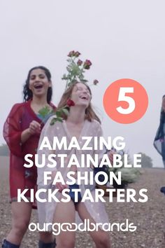 If you are one of those who love discovering new brands and are at the forefront of sustainability, here some interesting eco-friendly fashion kickstarters raising for their projects that will get you some great discounts. Be the first! Sustainable Textiles, Sustainable Fashion, Baby Accessories, Fashion Accessories, Eco Clothing, Eco Friendly Fashion, Recycled Bottles, Slow Fashion, Making Out