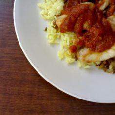 Kuwaiti Chicken and Rice With Daqoos - Garlic Tomato Sauce from Food ...