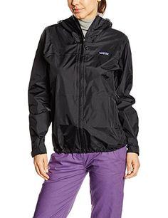 Patagonia W's Torrentshell Rain Jacket Black Womens S: Patagonia Torrentshell Jacket Womens Vest Jacket, Hooded Jacket, Coats For Women, Jackets For Women, Best Rain Jacket, Mode Online, Outerwear Women, Nice Tops, Windbreaker