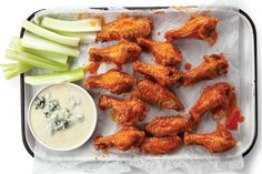Buffalo Wings | 11 Amazing Chicken Wings From Around The World