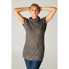 http://www.salediem.com/shop-by-size/small/sleeveless-mockneck-knit-sweater.html #salediem #fashion #dresses #fallfashion