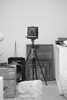 Brancusi's Camera
