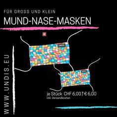 Bei UNDIS www.undis.eu gibt es jetzt auch MUND-NASE-MASKEN im Partnerlook für Erwachsene und Kinder. #undis #schweiz #österreich #deutschland #handmade #partnerlook #kinder #mundnasenmaske #gesundzusammen #nachhaltigkeit #bunt #buntistmeinelieblingsfarbe #corona #Maskenpflicht #nähen #handarbeit #staysafe #covid_19 #nähenistwiezaubernkönnen #mask4all #stil #fashion #onlineshopping #maskennähen Online Shopping, Bunt, Drawstring Backpack, Backpacks, Corona, Kids, Sustainability, Switzerland, Masks
