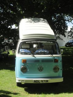 Henry at the 2013 VW Festival at Harewood House. See all the pictures on our facebook page!