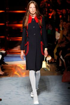 Why does this feel like winter? Miu Miu Spring 2014 Ready-to-Wear Collection Slideshow on Style.com