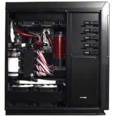 Phanteks Enthoo Primo Ultimate - support for 480 mm rads Network Organization, Water Cooling, Computer Hardware, Innovation, Software, Gaming, Building, Projects, Ideas