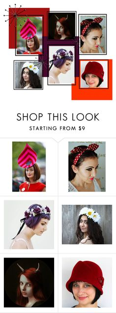 """""""Colorful Accessories for Women"""" by fivefoot1designs ❤ liked on Polyvore featuring etsyevolution"""
