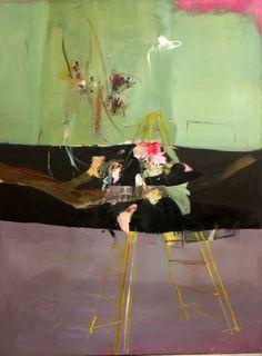 "Saatchi Art Artist Luca Sára Rózsa; Painting, ""Get me to my heaven"" #art"