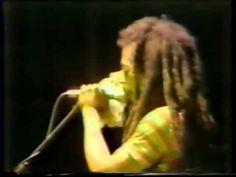 04/19/1980 - Bob Marley & The Wailers @ Rufaro Stadium, Salisbury, Zimbabwe