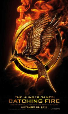 """The Hunger Games"" Catching Fire Unveiled A Motion Movie Poster"