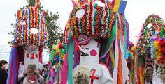 Cucii din Branesti carnival Largest Countries, Black Sea, Carnival, Carnavals