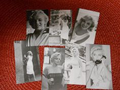 Marilyn Monroe Magnets by easterwest on Etsy, $12.00