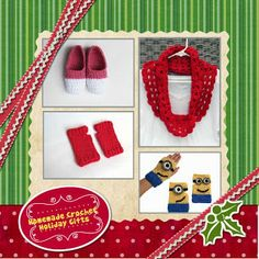 Tampa Bay Crochet: Save this holiday season. Crochet personalized, homemade gifts with patterns by Tampa Bay Crochet.