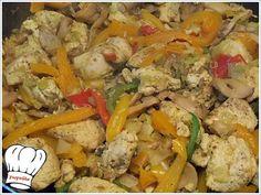ΚΟΤΟΤΗΓΑΝΙΑ ΠΙΚΑΝΤΙΚΗ ΣΠΕΣΙΑΛ!!! | Νόστιμες Συνταγές της Γωγώς
