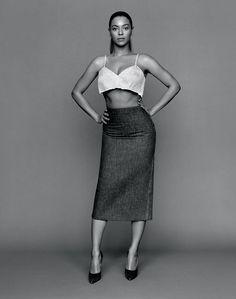 Beyoncé |  Strong.  Fierce.  Inspirational.