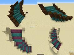 Minecraft Creations, Minecraft Designs, Minecraft Projects, Minecraft Crafts, Minecraft Ideas, Minecraft Room, Minecraft Buildings, Minecraft Staircase, Minecraft Construction