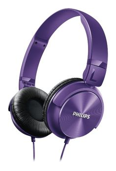 Philips Kopfhörer #lila #violett #purple