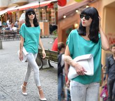 d3ac662041a 9 Best Amazing Outfits to Wear with Ray-Ban Wayfarers for Fall ...