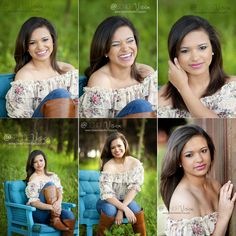 #blue #green #senior girl #senior portraits #posing seniors #senior portrait #class of 2014 #what to wear www.SeniorVisionForYou.com