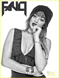 Kylie Jenner graces the new cover of Fault mag, which hits news stands on March 20th