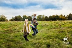 Family Photography in Hyde Park and Westminster