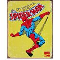 image of Spiderman Tin Sign