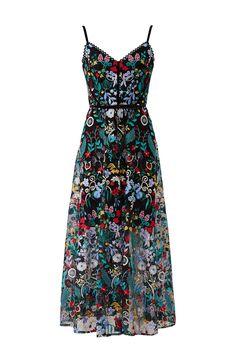 Dressy Maxi Dress, Maxi Dress Wedding, Pretty Dresses, Beautiful Dresses, Navy Blue Bridesmaid Dresses, Ml Monique Lhuillier, Blue Gown, Dress Me Up, Dress To Impress