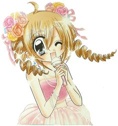 Kilari Belle Shugo Chara, Manga Girl, Manga Anime, Anime Girls, Otaku, Hokusai, Mermaid Melody, Tokyo Mew Mew, Gekkan Shoujo Nozaki Kun