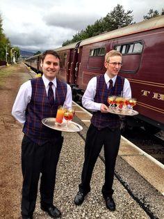 Life onboard The Royal Scotsman Train by www.carlosmeliablog.com