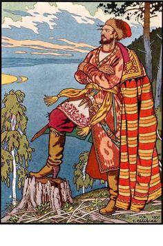 Ivan Bilibin 129 - Cossacks - Wikipedia, the free encyclopedia