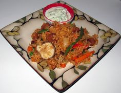 Indian Khana, Made Easy: Seasoned Brown Rice Enriched with Lentils & Vegetables