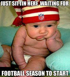 Yep! Redskins, Ravens, Tar Heels and Tigers!!!! woohoo!