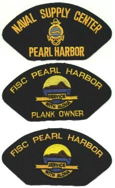 PEARL HARBOR NAVAL BASE Original hat patches selling for $2.00 ea. including s & h by First Class Mail.  Contact ussforrestalcva59@gmail.com for larger quantity pricing.