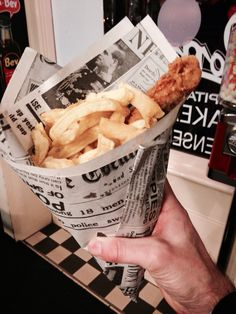 Proper Fish and Chips, London