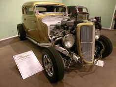 Gassers at the 2014 Grand National Roadster Show | Hotrod Hotline
