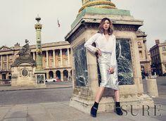 Irene Kim - Sure Magazine April Issue '15