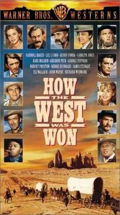 MJH.LA CONQUISTA DEL OESTEHow the West Was Won (1962)