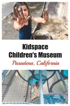 "Kidspace Children's Museum in Pasadena believes that ""when learning becomes fun, the learner does so willingly.""  Kidspace offers an expansive outdoor play area that features hands-on arts & science exhibits.  The first Tuesday of every month is also Free"