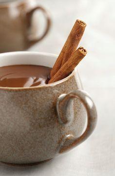 Now this looks like my kinda hot chocolate 0.0 Spanish Hot Chocolate Recipe on Cake Central
