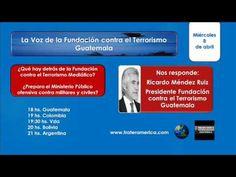 La Voz de la FCT Guatemala. Programa Nro. 18. Ricardo Méndez Ruiz. 8-4-2015