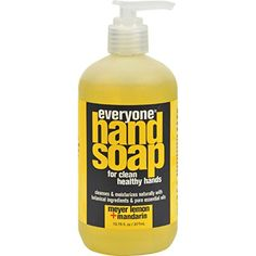 Eo Products Hand Soap Everyone LemonMandarin 1275 FlOz 5 Pack *** Read more reviews of the product by visiting the link on the image. (This is an affiliate link)