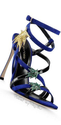 943446aea Regilla ⚜ Sergio Rossi Tipos De Zapatos, Billeteras, Bolsas, Vestidos  Bellos, Azul